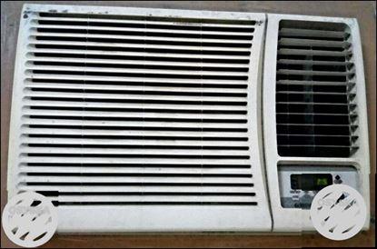 Window AC LG 1.5 Ton with Stabiliser