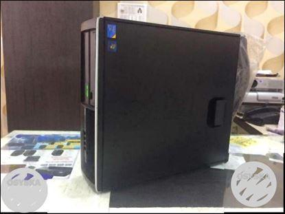 HP Core I5 3rd gen Desktop CPU DDRIII Ram 4gb Hdd 320gb in 12000/-