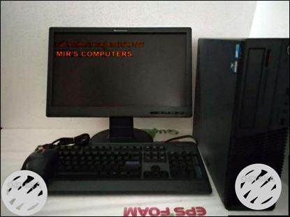 Lenovo Core 2 Duo 2gb 250 Gb 17inc