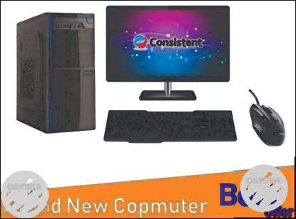 INTEL aSSEMBLED Desktop Computer Brand New