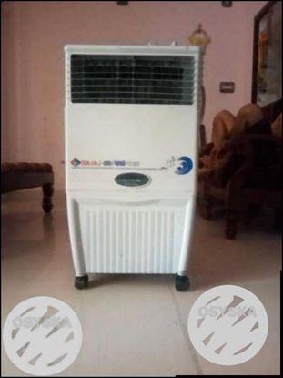 White Bajaj Portable Air Conditioner
