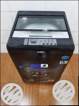 Whirlpool 6th Sense 6.5kg fully automatic washing machine free delivry