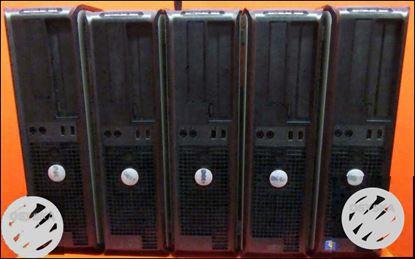 Dell Optiplex CPU -1year warranty Rs.4999 core2duo 2gb/160gb dvd rw