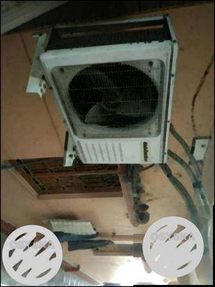 White Air Condenser
