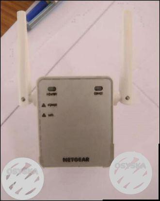 Netgear range extender