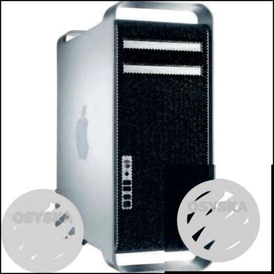 Macpro A1186 Quad core X 2cpu 16gb / 1 tb Apple server = 33000/-