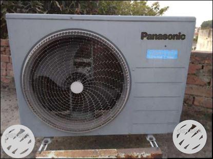 Panasonic split qube ac 1.50 ton , 2 years old ,