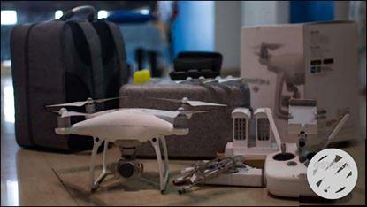 DJI Phantom 4 (4K) Drone