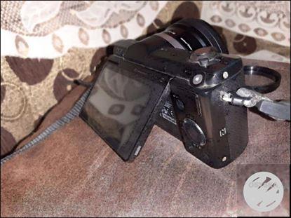 Sony Alpha5000 Mirrorless Camera 16-50 OSS lens