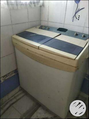 Washing machine semi automatic