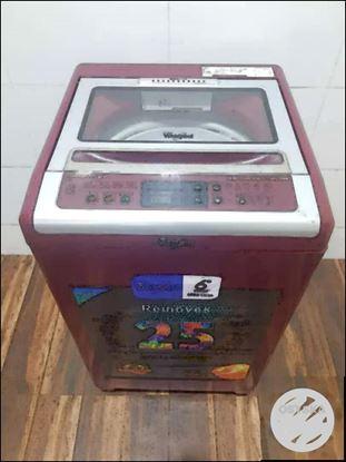 Whirlpool 123 6.5kg top load washing machine