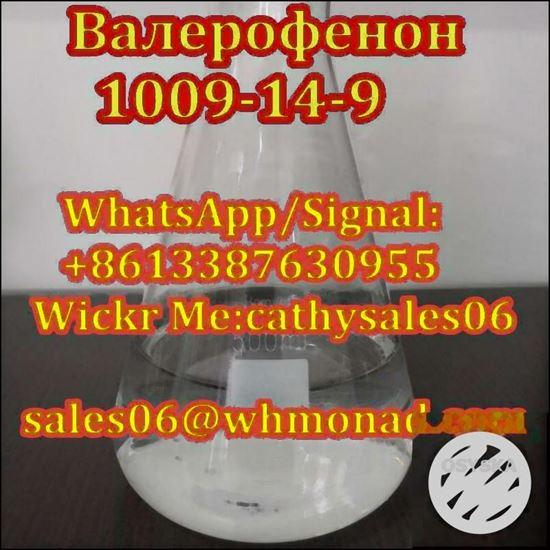 Picture of CAS 1009-14-9 Valerophenone Liquid, 1-Phenyl-1-Pentanone in Stock