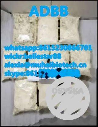 Picture of New stocks ADB-Butinaca ADBB adbb Adbb strong cannabinoid on hot sale whatsapp:+8615230866701