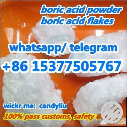 Picture of boric acid