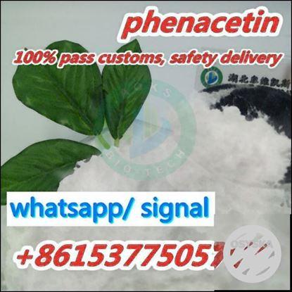 Picture of Phenacetin Supplier,buy 99% Phenacetin Powder,sales15@aoksbio.com