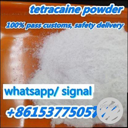 Picture of Tetracaine powder Tetracaine china supplier Tetracaine Base cas 94-24-6, sales15@aoksbio.com