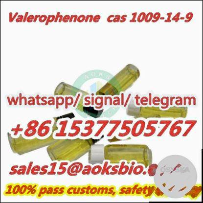 Picture of China 1009-14-9, valerophenone price, cas 1009 14 9, sales15@aoksbio.com