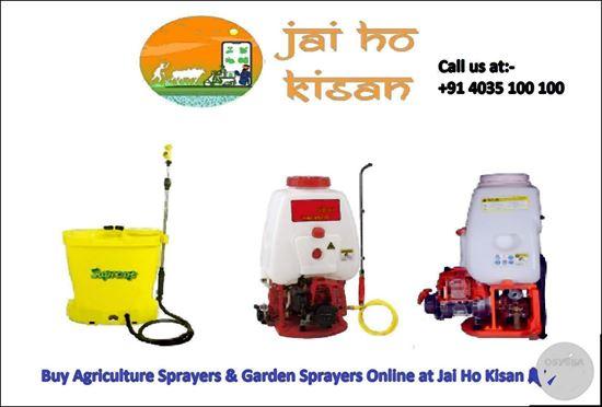 Buy Agriculture Sprayers & Garden Sprayers Online at Jai Ho Kisan App
