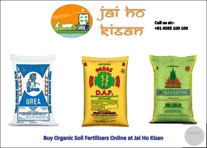 Buy Organic Soil Fertilizers Online at Jai Ho Kisan