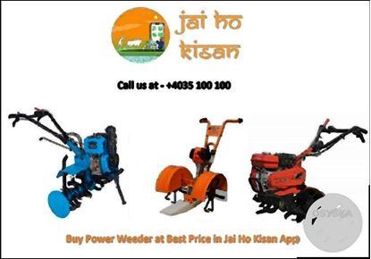 Picture of Buy Power Weeder at Best Price in Jai Ho Kisan App