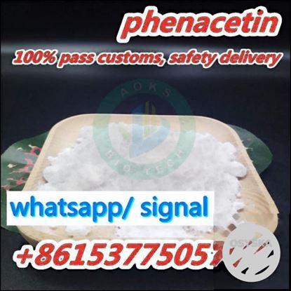 Picture of China phenacetin powder,shine phenacetin crystal safety to US/UK